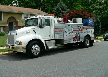Road Service Truck-2