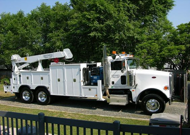 Road Service Truck-1